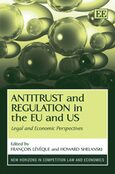 Cover Antitrust and Regulation in the EU and US