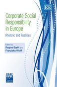 Cover Corporate Social Responsibility in Europe