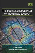 Cover The Social Embeddedness of Industrial Ecology
