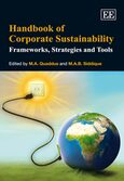 Cover Handbook of Corporate Sustainability