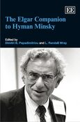 Cover The Elgar Companion to Hyman Minsky