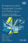Cover Entrepreneurship, Sustainable Growth and Performance