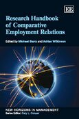 Cover Research Handbook of Comparative Employment Relations