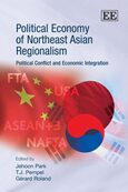 Cover Political Economy of Northeast Asian Regionalism