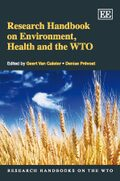 Cover Research Handbook on Environment, Health and the WTO