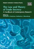 Cover The Law and Theory of Trade Secrecy