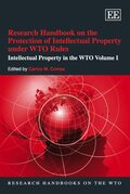 Cover Research Handbook on the Protection of Intellectual Property under WTO Rules