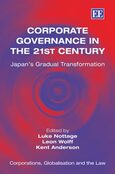 Cover Corporate Governance in the 21st Century