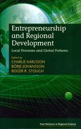 Cover Entrepreneurship and Regional Development