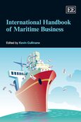 Cover International Handbook of Maritime Business