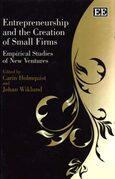 Cover Entrepreneurship and the Creation of Small Firms