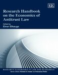 Cover Research Handbook on the Economics of Antitrust Law