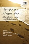 Cover Temporary Organizations