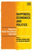 Cover Happiness, Economics and Politics