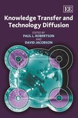 Cover Knowledge Transfer and Technology Diffusion