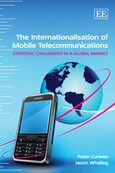 Cover The Internationalisation of Mobile Telecommunications