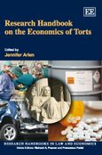 Cover Research Handbook on the Economics of Torts