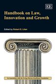 Handbook on Law, Innovation and Growth