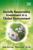 Cover Socially Responsible Investment in a Global Environment