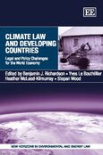 Cover Climate Law and Developing Countries