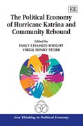 Cover The Political Economy of Hurricane Katrina and Community Rebound
