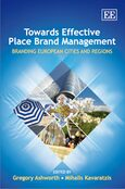 Cover Towards Effective Place Brand Management