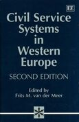 Cover Civil Service Systems in Western Europe, Second Edition