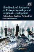 Cover Handbook of Research on Entrepreneurship and Regional Development