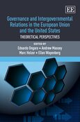 Cover Governance and Intergovernmental Relations in the European Union and the United States