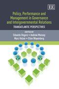 Cover Policy, Performance and Management in Governance and Intergovernmental Relations