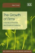 Cover The Growth of Firms