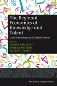 The Regional Economics of Knowledge and Talent