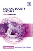 Cover Law and Society in Korea