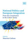 Cover National Politics and European Integration