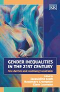Cover Gender Inequalities in the 21st Century