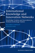 Cover International Knowledge and Innovation Networks