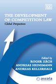 The Development of Competition Law
