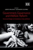 Cover Government, Governance and Welfare Reform