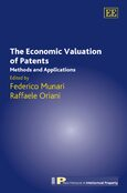 Cover The Economic Valuation of Patents