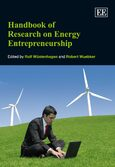 Cover Handbook of Research on Energy Entrepreneurship