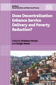Cover Does Decentralization Enhance Service Delivery and Poverty Reduction?