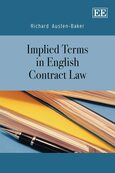 Implied Terms in English Contract Law