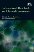 Cover International Handbook on Informal Governance