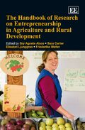 Cover The Handbook of Research on Entrepreneurship in Agriculture and Rural Development