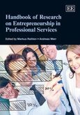 Handbook of Research on Entrepreneurship in Professional Services