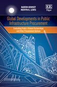 Cover Global Developments in Public Infrastructure Procurement
