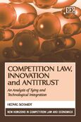 Cover Competition Law, Innovation and Antitrust