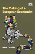 Cover The Making of a European Economist