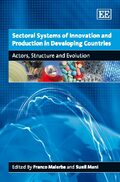 Cover Sectoral Systems of Innovation and Production in Developing Countries