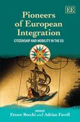 Cover Pioneers of European Integration